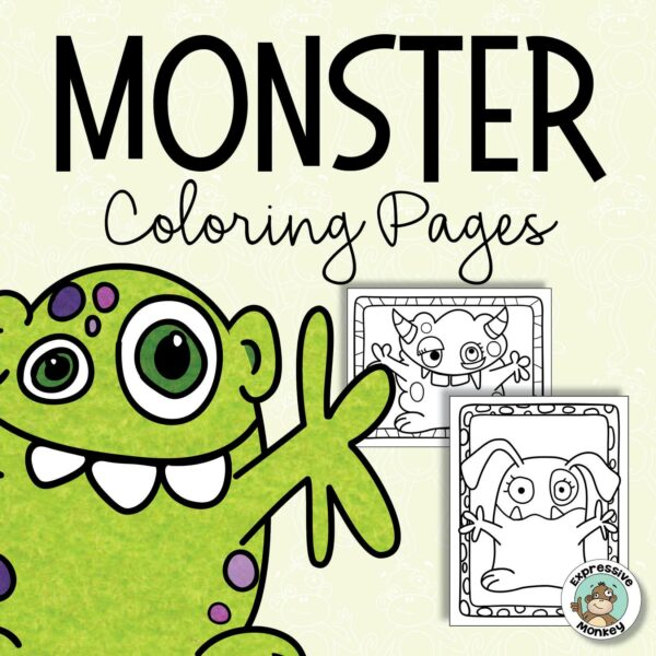 Monster Coloring